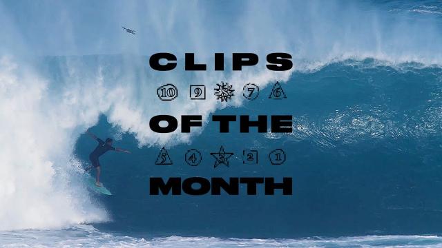 Menacing Lefts at Pipe and Mavericks Spar for Top Honors | December