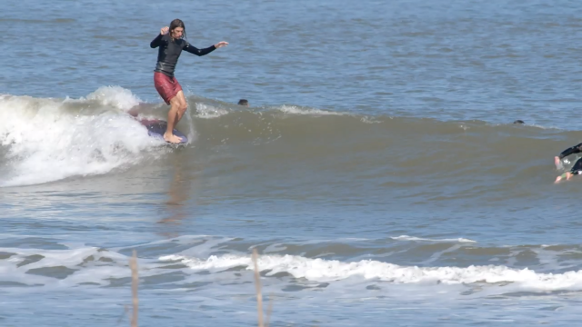 Moon Session: David Arganda, Yuta Sezutsu and Friends at Taito Beach