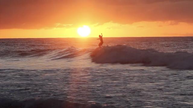 John Angiulo & the Surf Party in Puerto Rico