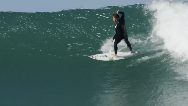 What's In Conner's Board Bag? J-Bay Edition