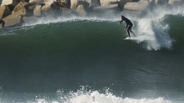 Jordy Smith - Beyond the Tour - Europe