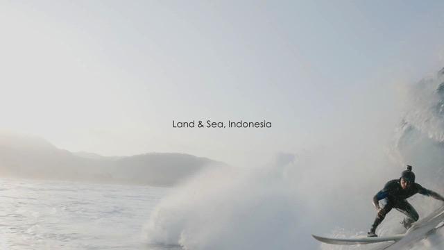 Land & Sea, Indonesia