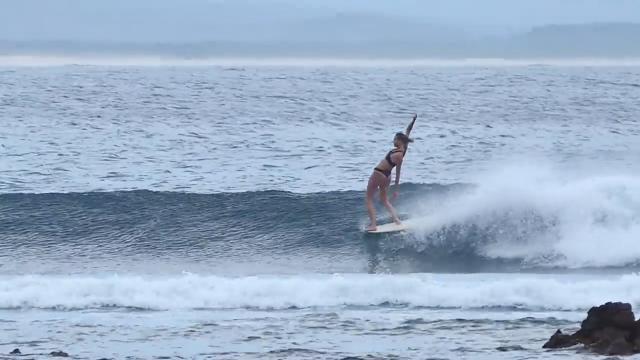 Longboarding the Coffs Coast (18.11.2018) Ray/Tia/Fraser/Hisamoto/Madi/Ethan