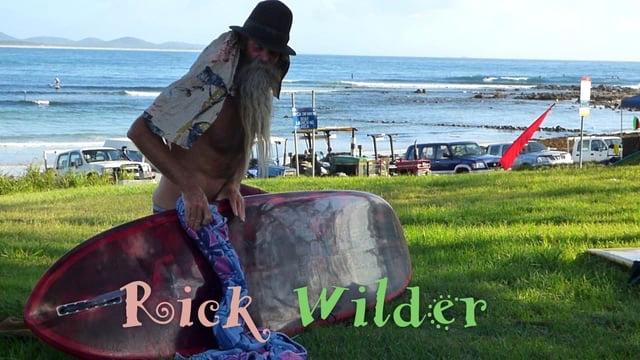RICK WILDER - LONGBOARDER