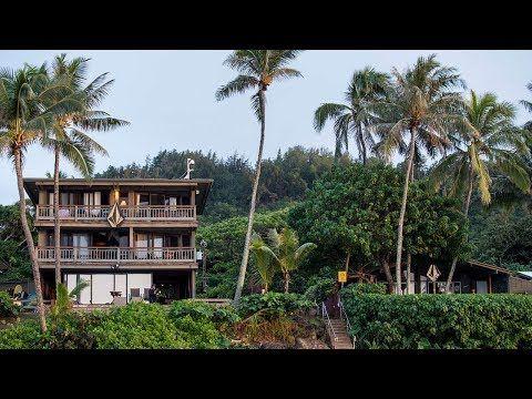 Volcom Hawaii Houses History on the North Shore of Oahu, Hawaii