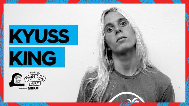 Kyuss King- Young Guns Surf 2017