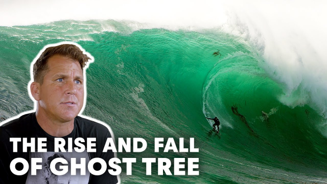 How Ghost Tree Took Big Wave Surfing By Storm | Made In Central California Ep1