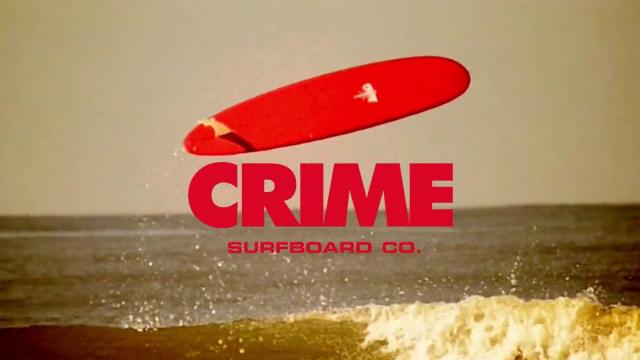CRIME Surfboards x Kyle Arnett