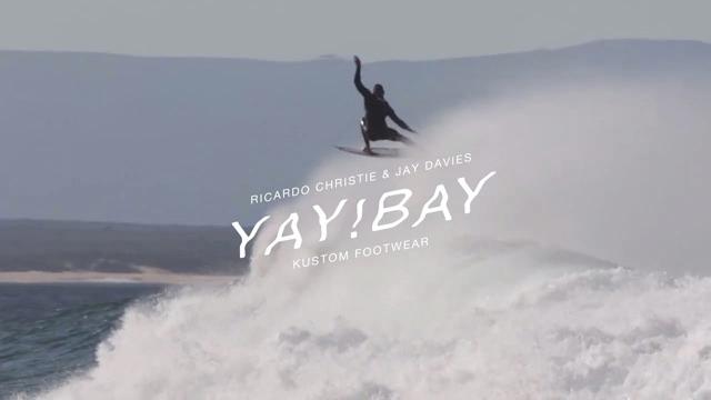 YAY!BAY / Jay Davies & Ricardo Christie