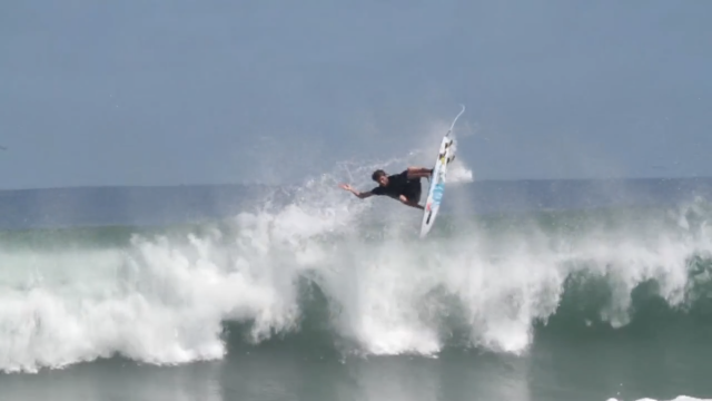 Spare Fruit # 2 - Chippa Wilson, Clay Marzo, Matt Meola, Mikey Wright