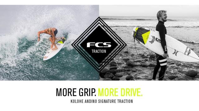 FCS Athlete Series Traction - Kolohe Andino
