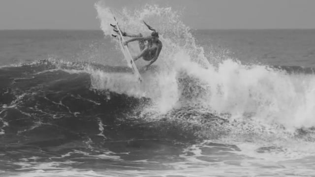 Lakey Peterson | Black + White