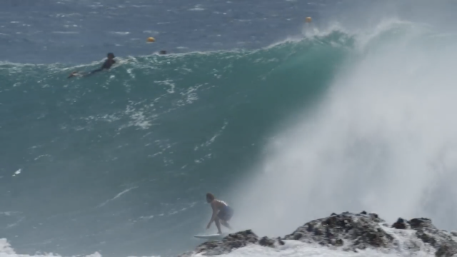 Snapper Rocks Super Session