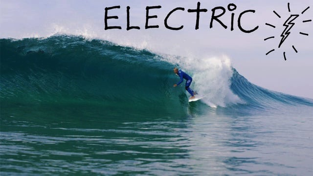 Dylan Lightfoot in 'ELECTRIC'