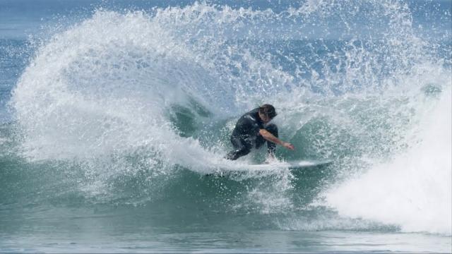 Channel Islands Surf Team Goes Ham on Spine-Teks