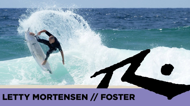 Letty Mortensen // Foster