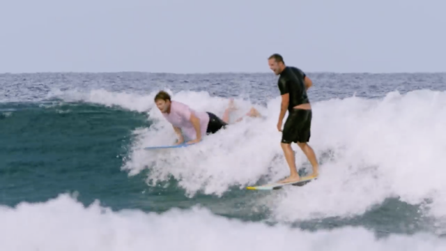The Electric Acid Surfboard Test Shaper's Profile: Scott Anderson