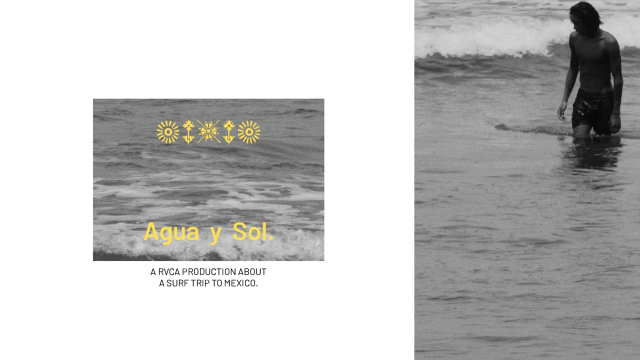 Grant Noble | Agua y Sol.