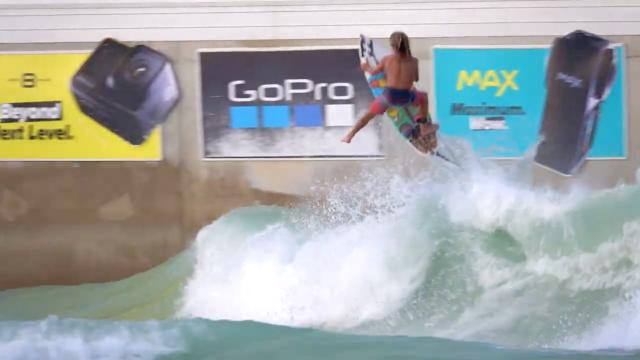 Jackson Dorian Texas surfing