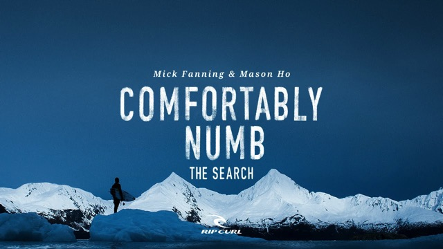 Comfortably Numb   #TheSearch by Rip Curl