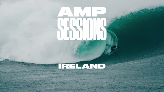 Ireland's Mullaghmore Slab is a Cold Water Teahupo'o | Amp Sessions | SURFER Magazine