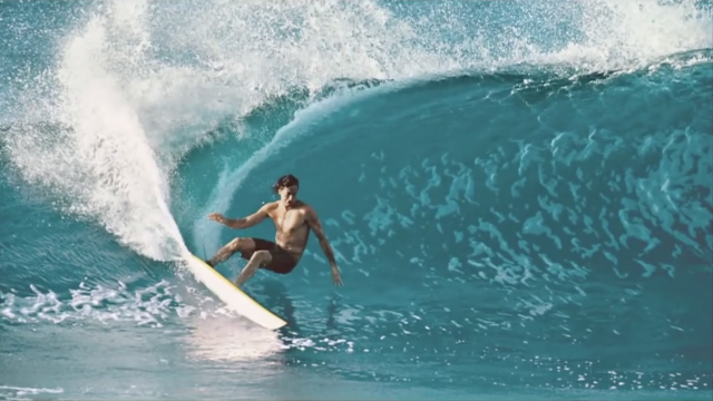 "Live the Search Series: Tom Curren Collection ""Backdoor"""