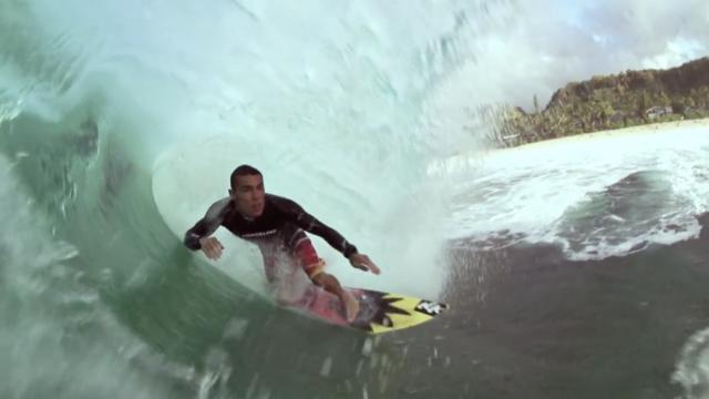 Diego Santos - Hawaii 2014