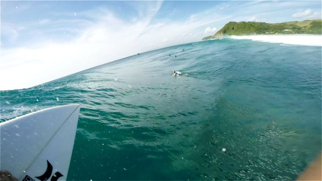 GoPro : Koa Smith - Desert Point 06.18.15 - Surf