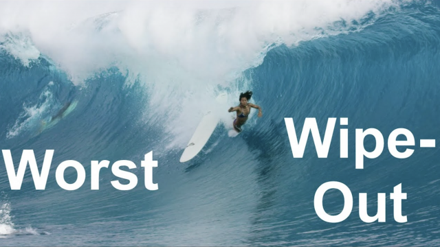 Kelia Moniz Stars In The Best Wipeout You've Ever Seen