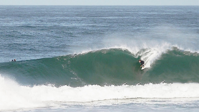 Pro Surfers SCORE Aliso shorebreak & Lowers - June 2020