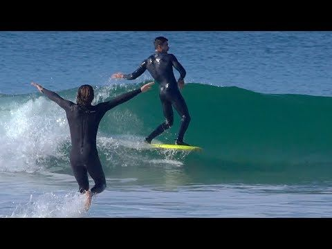 Finless Beater Board PROS - RAW BEEFS Ep.3