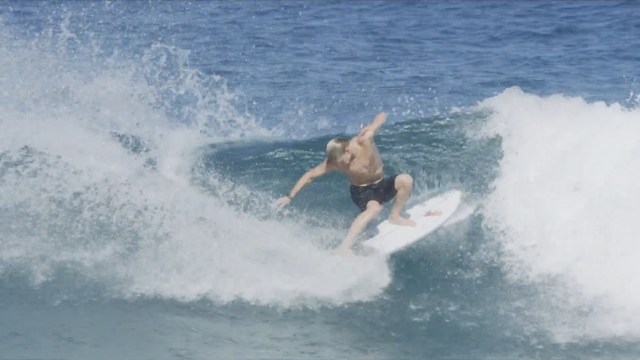 Kolohe Andino and Griffin Colapinto Ripping A Mayhem / Lib Tech Fish