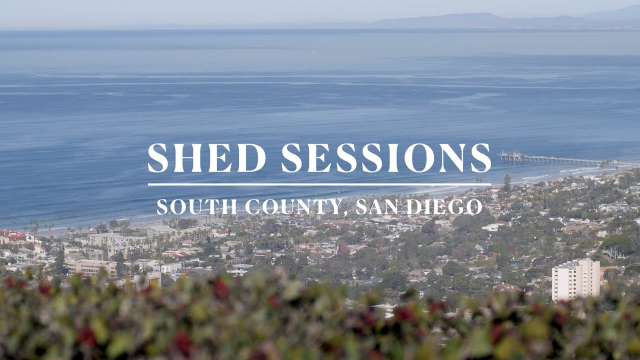 Shed Sessions | South County, San Diego | SURFER Magazine