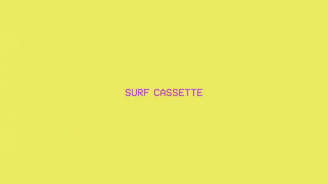SURFCASSETTE
