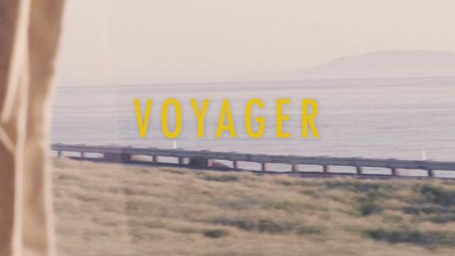 VOYAGER CALIFORNIA feat. Andrew Serrano (TRAILER)