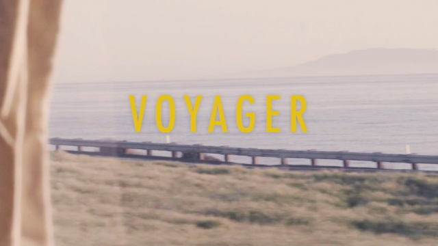 VOYAGER CALIFORNIA feat. Andrew Serrano (TRAILER)