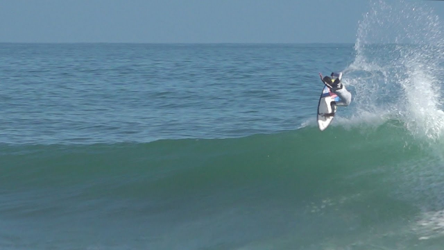 First Summer swell and PUMPING Lowers - Slater, Robb, Redmond & More!