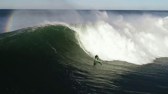 Surfing Adur Amatriain (16) Vs Rokaputa, David Vs Goliath
