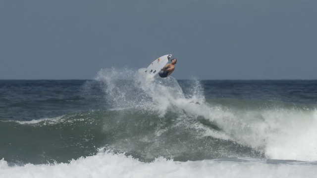 Beyond the tour 2018 - Jordy Smith