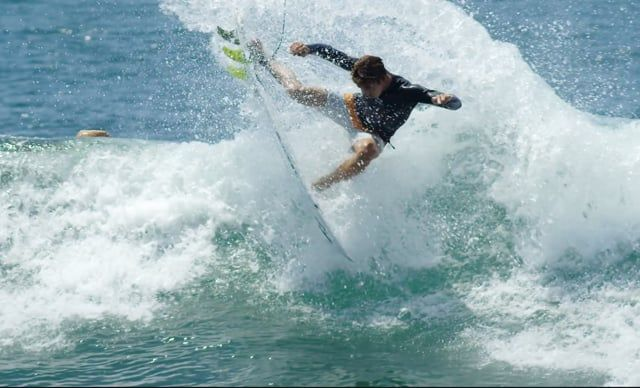 Dragon Signs Griffin Colapinto- Surfing's New, Next Rising Star