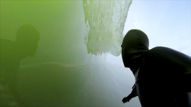 GoPro: Ice Cold Barrels