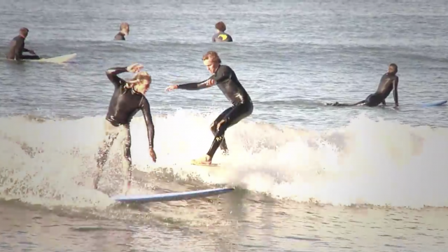 Don't Forget Surfing is Supposed to be Fun featuring Harrison Roach