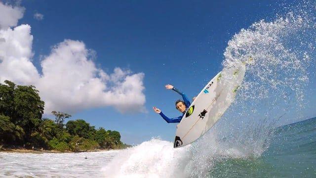 Noa Dupouy Panama 2018 - Darrigood Surf Coaching