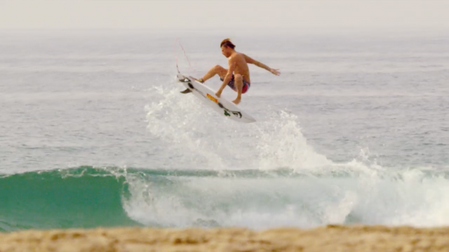 Enjoy The Freedom, Dane Reynolds' Signature No Frills Boardshort