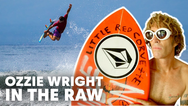 Ozzie Wright Has More Fun Surfing Than Anyone Else In The Water | RAW