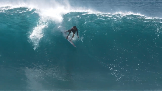 BEST LATE SEASON PIPELINE EVER!?