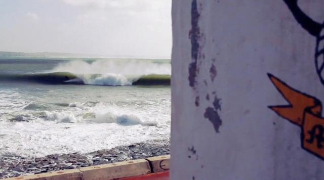 Santo Amaro's Wave