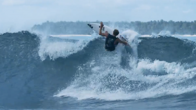 Sebastian Zietz and Friends Set Sail and Score Prime Mentawai Islands Surf