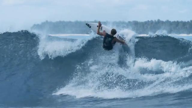 Sebastian Zietz and Friends Set Sail and Score Prime Mentawai Islands Surf