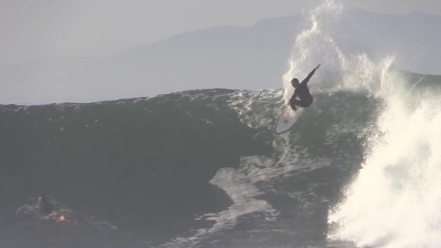 Rincon Surfing Raw | Carpinteria, CA